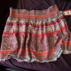 Mossimo supply skirt size XXL
